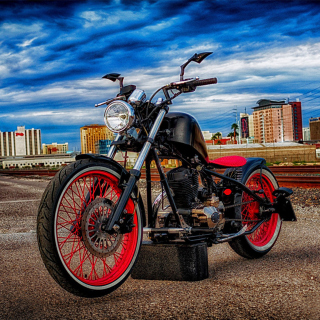 Cleveland CycleWerks Bike - Obrázkek zdarma pro 128x128