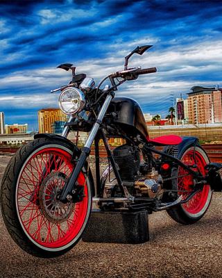 Cleveland CycleWerks Bike - Obrázkek zdarma pro iPhone 6 Plus