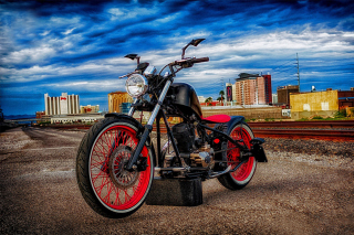 Free Cleveland CycleWerks Bike Picture for Android, iPhone and iPad
