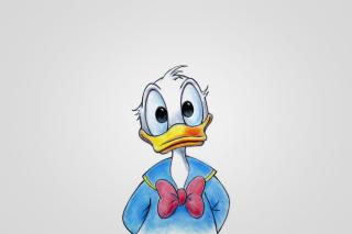 Cute Donald Duck - Obrázkek zdarma pro 1280x800