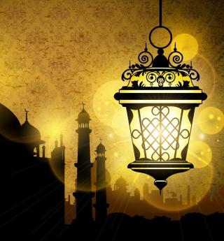 Eid al Adha Cards - Obrázkek zdarma pro iPad mini 2
