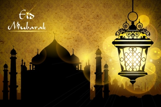 Eid al Adha Cards - Obrázkek zdarma pro Nokia Asha 200