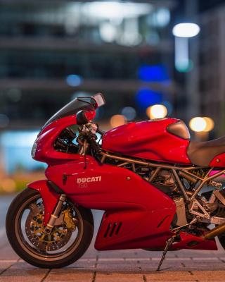 Ducati 750 SS - Obrázkek zdarma pro Nokia C2-03