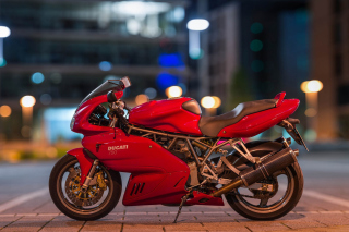 Ducati 750 SS - Obrázkek zdarma pro Nokia Asha 200