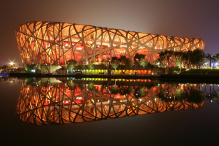 Beijing National Stadium Picture for Android, iPhone and iPad