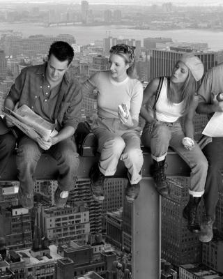 Friends television show sitcom - Obrázkek zdarma pro 480x800