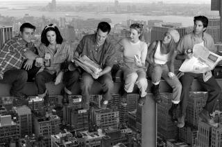 Friends television show sitcom - Obrázkek zdarma pro HTC One