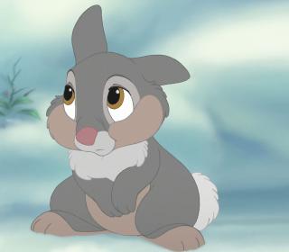 Comical Rabbit Thumper - Obrázkek zdarma pro iPad mini