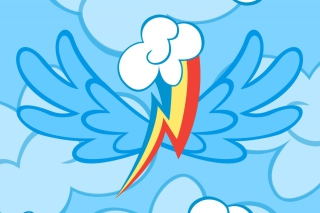 Free Rainbow Dash Picture for Android, iPhone and iPad