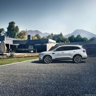 Renault Koleos - Obrázkek zdarma pro iPad 3