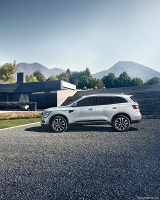 Renault Koleos - Obrázkek zdarma pro iPhone 3G