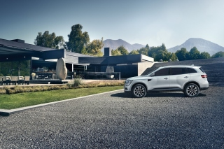 Renault Koleos Wallpaper for Android, iPhone and iPad