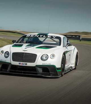 Bentley Continental GT3 R - Obrázkek zdarma pro Nokia C-Series