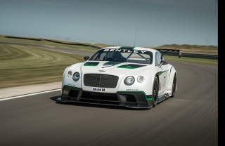 Bentley Continental GT3 R Picture for Android, iPhone and iPad