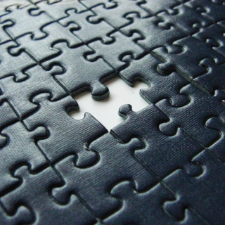 Missing Puzzle - Obrázkek zdarma pro iPad