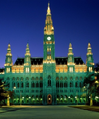 Vienna Austria - Obrázkek zdarma pro 176x220