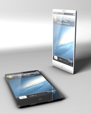 Apple iPhone 6 - Obrázkek zdarma pro Nokia Asha 300