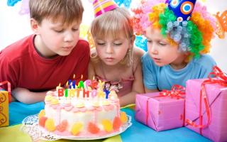 Kids Birthday - Obrázkek zdarma pro Android 2880x1920