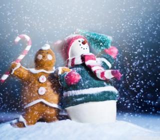 Happy New Year - Obrázkek zdarma pro 128x128
