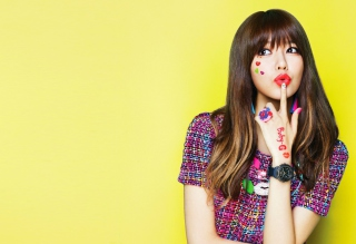 Girls Generation Baby G Wallpaper for Android, iPhone and iPad