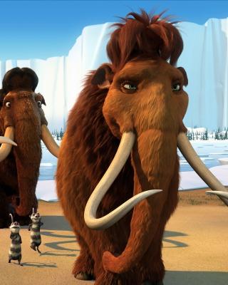 Ice Age 2 The Meltdown - Obrázkek zdarma pro 320x480