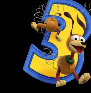 Dog From Toy Story 3 - Obrázkek zdarma pro iPad