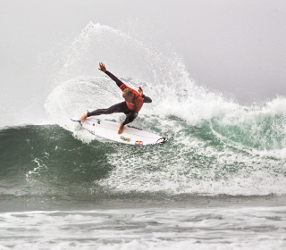 Surfboard - Obrázkek zdarma pro iPad 2