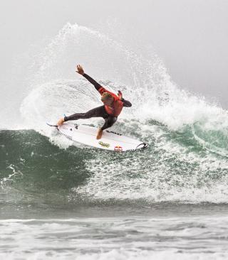 Surfboard - Obrázkek zdarma pro Nokia Asha 308