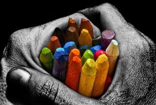Cool Mac - I Love Colours - Obrázkek zdarma pro Nokia X5-01