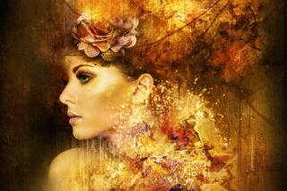 Artistic Face - Obrázkek zdarma pro Android 1280x960