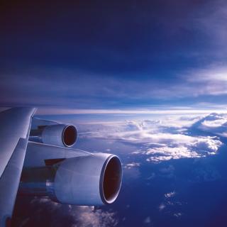 Photo from Plane - Obrázkek zdarma pro iPad