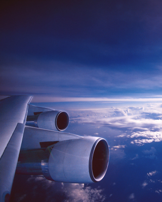 Photo from Plane - Obrázkek zdarma pro Nokia X2-02