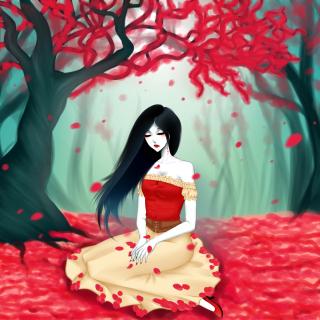 Vampire Queen - Obrázkek zdarma pro 208x208