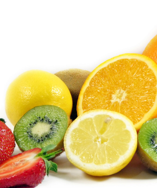 Assorted Fruits - Obrázkek zdarma pro Nokia C2-00