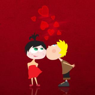 Valentines Day - Obrázkek zdarma pro 320x320