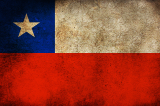 Chile Flag Background for Android, iPhone and iPad