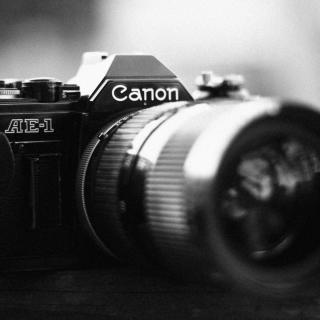 Ae-1 Canon Camera - Obrázkek zdarma pro iPad