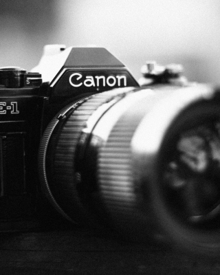 Ae-1 Canon Camera - Obrázkek zdarma pro 128x160