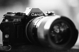 Ae-1 Canon Camera - Obrázkek zdarma pro Android 480x800