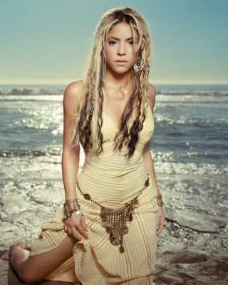 Shakira - Obrázkek zdarma pro Nokia Asha 306