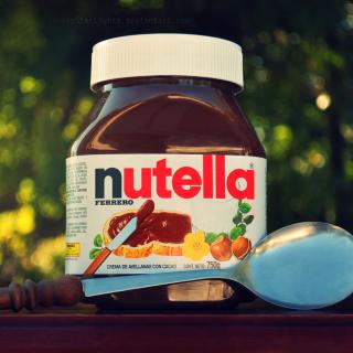 Nutella - Obrázkek zdarma pro 1024x1024