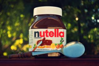 Nutella - Obrázkek zdarma pro HTC Hero