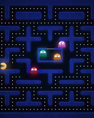 Pacman Best 90 Game - Obrázkek zdarma pro Nokia Lumia 2520