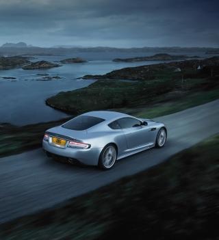 Aston Martin Dbs Evening Ride - Obrázkek zdarma pro 1024x1024