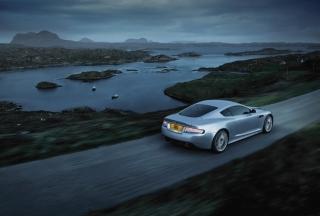 Aston Martin Dbs Evening Ride - Obrázkek zdarma pro Samsung P1000 Galaxy Tab