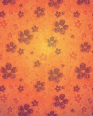 Flower Pattern - Obrázkek zdarma pro 480x854