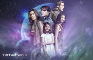 Terra Nova Characters Background for Android, iPhone and iPad