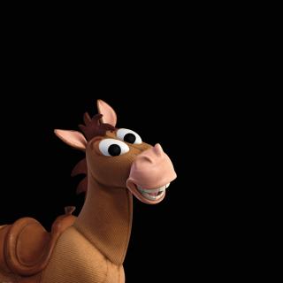 Horse - Obrázkek zdarma pro 320x320