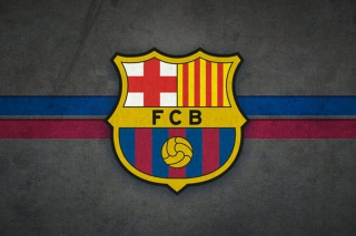 FC Barcelona - Obrázkek zdarma pro Nokia Asha 302