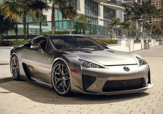 Lexus LFA Picture for Android, iPhone and iPad